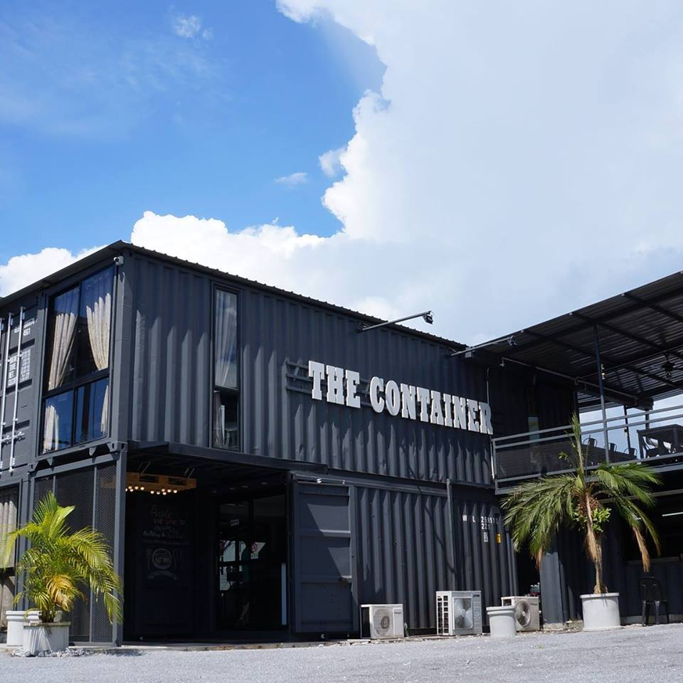 The Container Cafe Kuching Menu